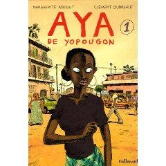Critique – Aya de Yopougon – Marguerite Abouet – Clément Oubrerie