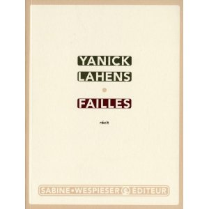 Critique – Failles – Yanick Lahens