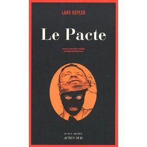 Critique – Le pacte – Lars Kepler