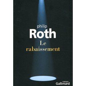 Critique – Le rabaissement – Philip Roth