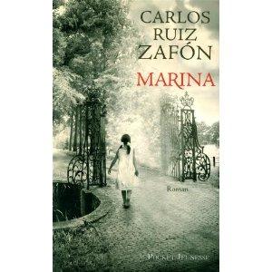 Critique – Marina – Carlos Ruiz Zafon