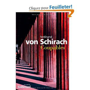 Critique – Coupables – Ferdinand von Schirach