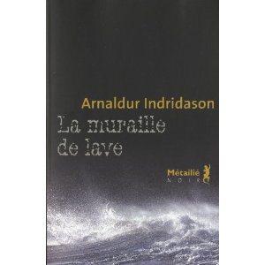 Critique – La muraille de lave – Arnaldur Indridason