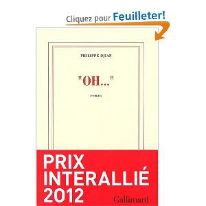 Critique – « Oh… » – Philippe Djian
