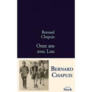 Critique – Onze ans avec Lou – Bernard Chapuis