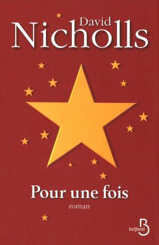 Critique – Pour une fois – David Nicholls