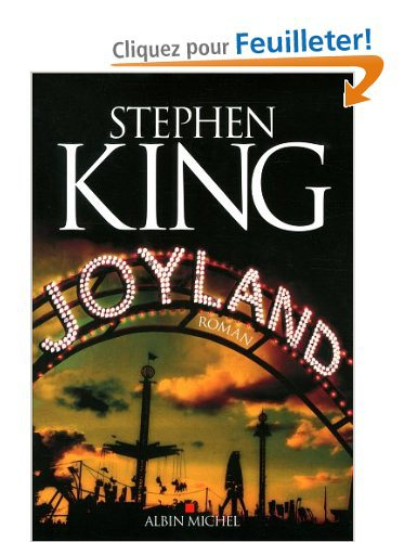 Critique – Joyland – Stephen King