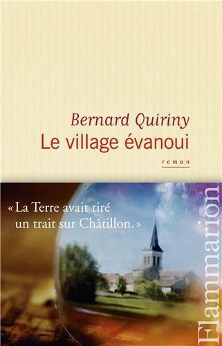 Critique – Le village évanoui – Bernard Quiriny