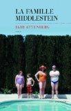 Critique – La famille Middelstein – Jami Attenberg