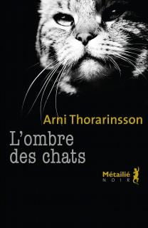 Critique – L'ombre des chats– Arni Thorarinsson