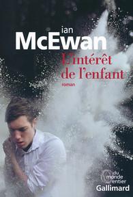 Critique – L'intérêt de l'enfant– Ian McEwan