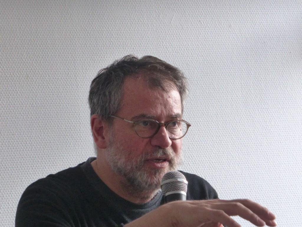 Martin Winckler à la librairie Les Temps modernes à Orléans le mercredi 30 mars 2016