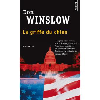Critique – La griffe du chien – Don Winslow – Fayard