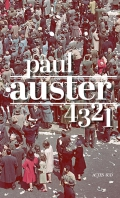 Critique – 4 3 2 1 – Paul Auster – Actes Sud