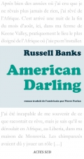 Critique – American darling – Russell Banks – Actes sud