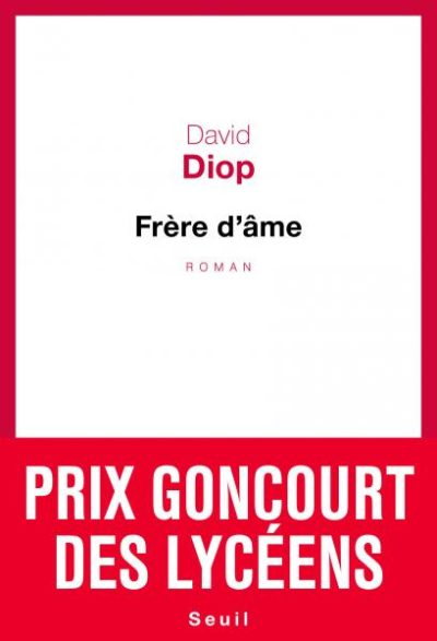 Critique – Frère d'âme – David Diop – Seuil