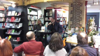 Rencontre avec Serge Joncour autour de «Chien-loup» le 11 décembre 2018 à la librairie l'Armitière