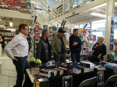 Soirée polar le 15 mai à la librairie Colbert de Mont-Saint-Aignan