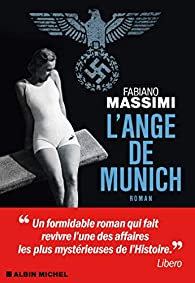 Critique – L'ange de Munich – Fabiano Massimi – Albin Michel