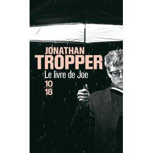 Critique – Le livre de Joe – Jonathan Tropper