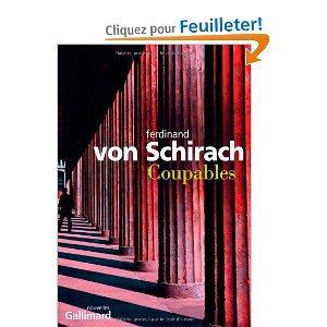 Critique – Coupables – Ferdinand von Schirach