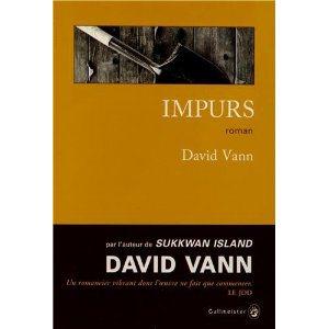 Critique – Impurs – David Vann