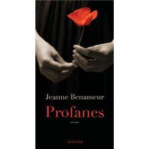 Critique – Profanes – Jeanne Benameur