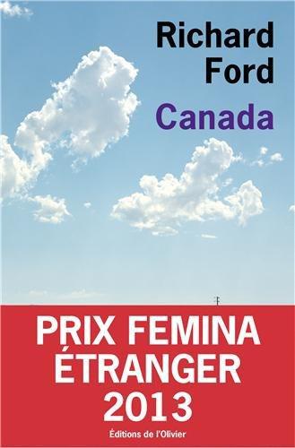 Critique – Canada – Richard Ford