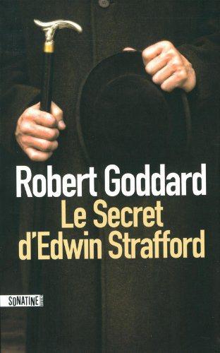 Critique – Le secret d'Edwin Straffort – Robert Goddard