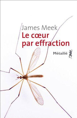 Critique – Le coeur par effraction – James Meek