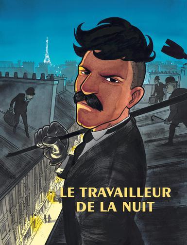 Critique – Le travailleur de la nuit – Matz et Chemineau – Rue de Sèvres
