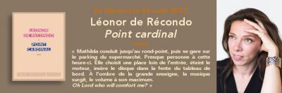 Critique – Point cardinal – Léonor de Récondo – Sabine Wespieser