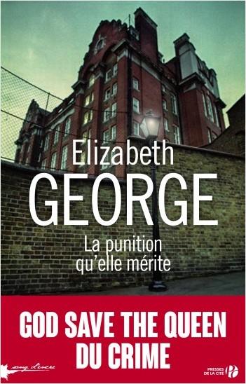 Critique – La punition qu'elle mérite – Elizabeth George – Presses de la Cité