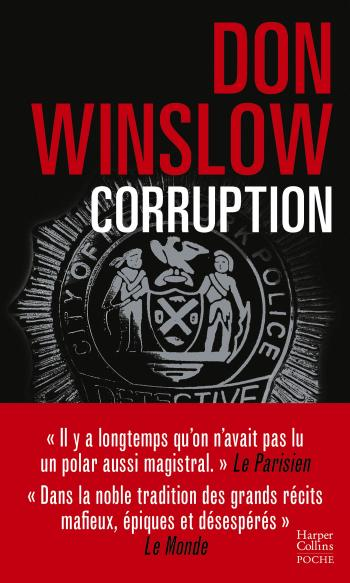 Critique – Corruption – Don Winslow – Harper Collins