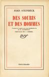 Critique – Des souris et des hommes – John Steinbeck – Gallimard